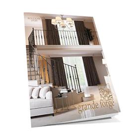 французские перила для лестниц grande forge Общий каталог