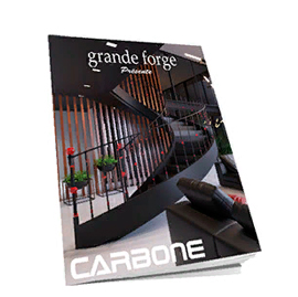 французские перила для лестниц grande forge Каталог Карбон