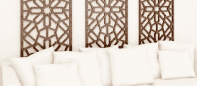 лестницы, мебель, интерьеры Стена