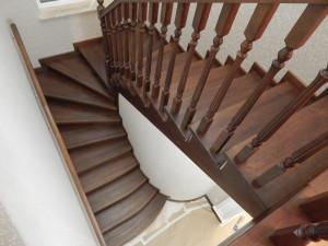 Заказать лестницу, спроектированную в Киссолово