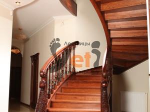 Лестницы из дерева по ценам, ниже рыночных