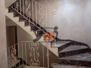 Маршевая лестница в городе Отрадное