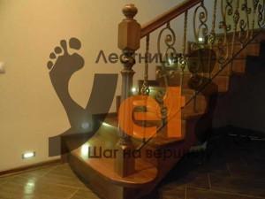 Узнать о художественной ковке лестницы в Токсово