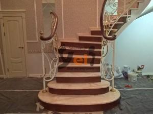Изготовлении лестниц для домов в Сестрорецке