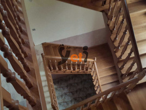 Лестница, спроектированная нами в Морозовке