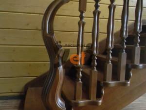 Купить лестницу из коттеджного поселка Береговая Горка