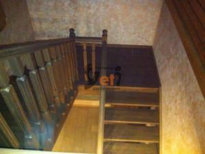 Проектирование лестницы в Кортинских холмах и фото