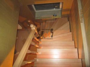 Купить лестницы по проекту Янино