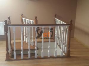 Готовые лестницы в Лазурном с фото и ценами