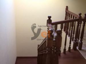 Деревянные лестницы в Репино от профессионалов