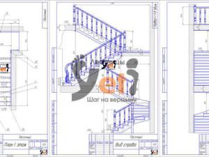 деревянные_лестницы_Питер_І этаж План(FILEminimizer)