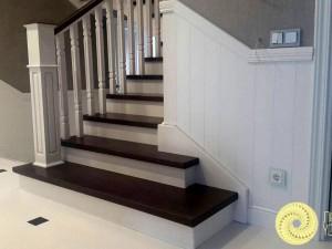 Фото английская лестница по заказу в Петергоф сити