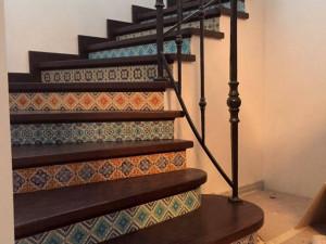 Оригинальная лестница grande forge