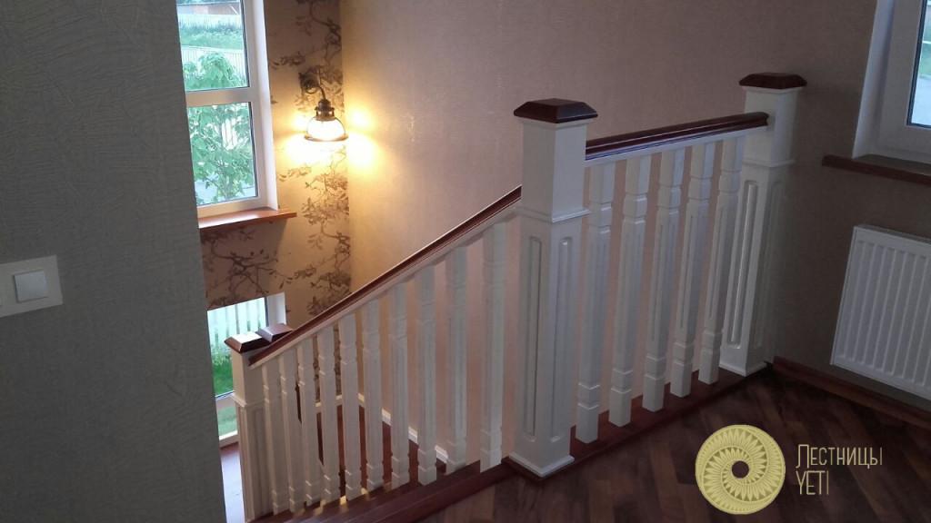 английская лестница в классическом стиле