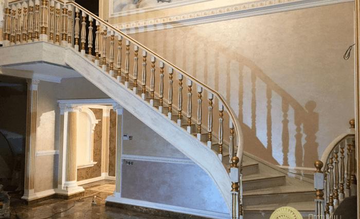 калькулятор лестницы Примеры работ 6