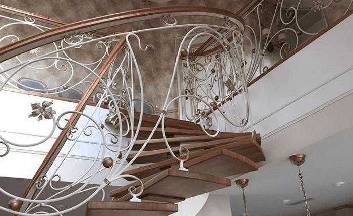 калькулятор лестницы Примеры работ 5