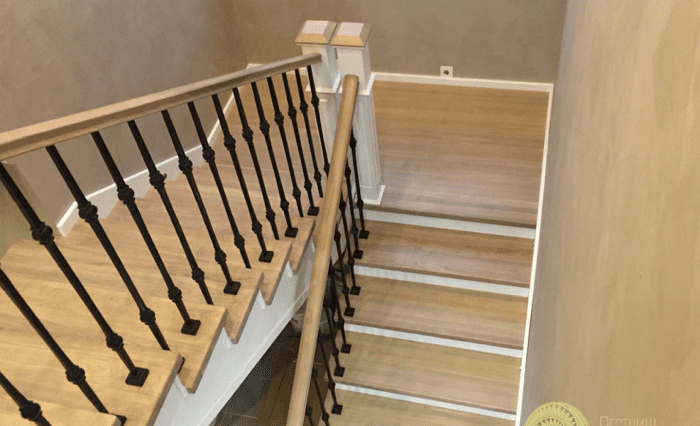 калькулятор лестницы Примеры работ 1