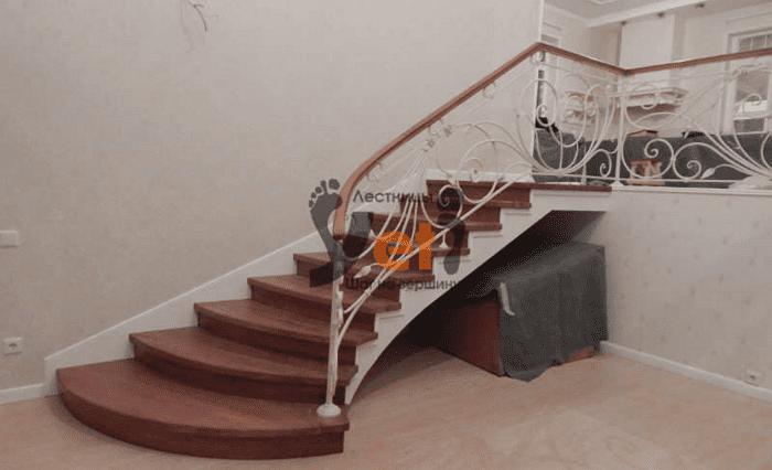 калькулятор лестницы Примеры работ 13