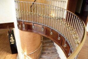 французские перила для лестниц grande forge Галерея объектов Изображение-1