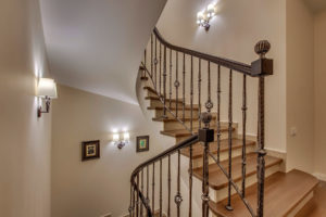 французские перила для лестниц grande forge Галерея объектов Изображение-10