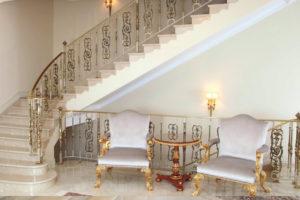 французские перила для лестниц grande forge Галерея объектов Изображение-12