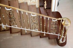 французские перила для лестниц grande forge Галерея объектов Изображение-15