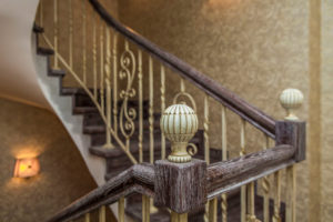 французские перила для лестниц grande forge Галерея объектов Изображение-4