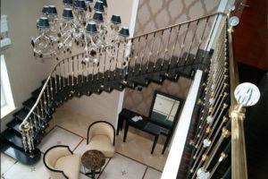 французские перила для лестниц grande forge Галерея объектов Изображение-6