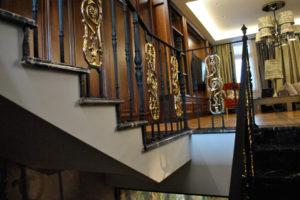 французские перила для лестниц grande forge Галерея объектов Изображение-7